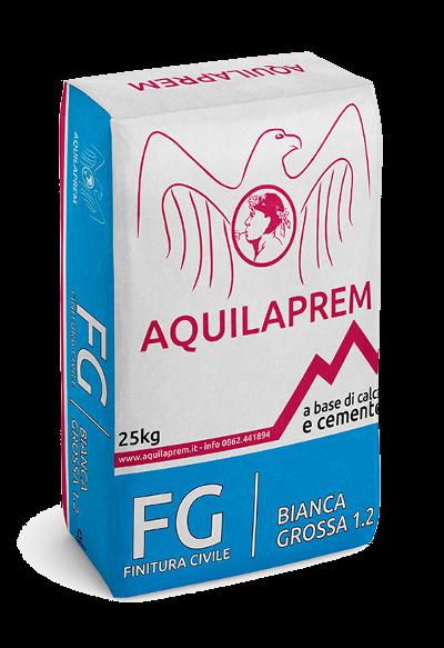 FG - FINITURA GROSSA