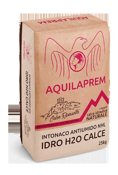 IDRO H2O CALCE - INTONACO ANTIUMIDO