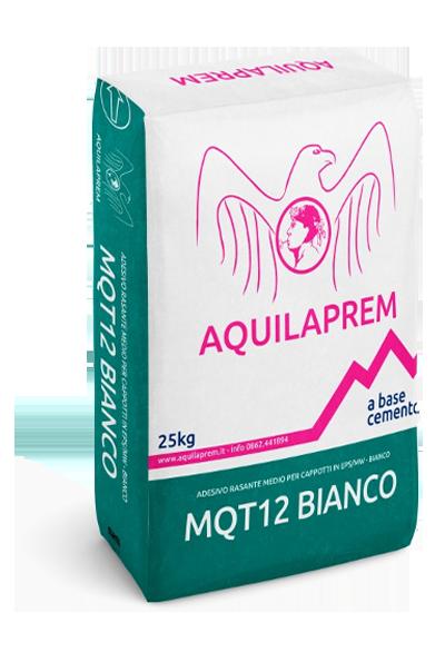 MQT12 - BIANCO ADESIVO RASANTE