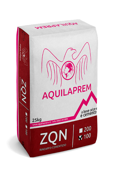 ZQN - LINEA 100 Plus RINZAFFO
