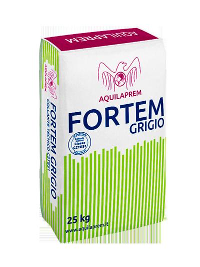 FORTEM GRIGIO - ADESIVO C2TES1