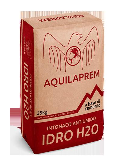 IDRO H20 - INTONACO ANTIUMIDO