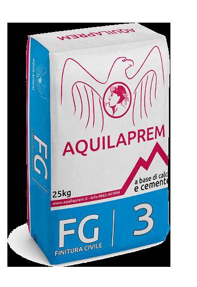 FG 3 - FINITURA MOLTO GROSSA