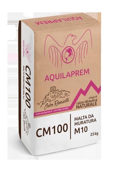 CM 100 - MALTA DA MURATURA