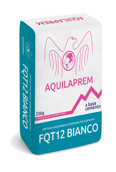 FQT12 - BIANCO - FINITURA CIVILE