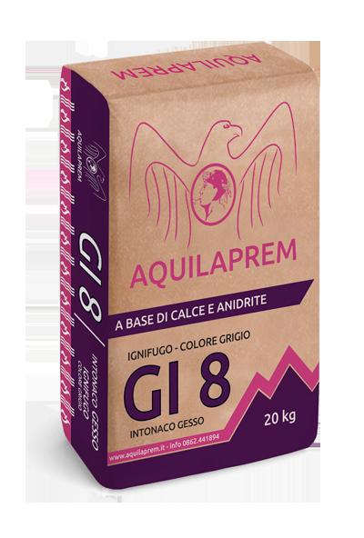 GI8 - INTONACO GESSO