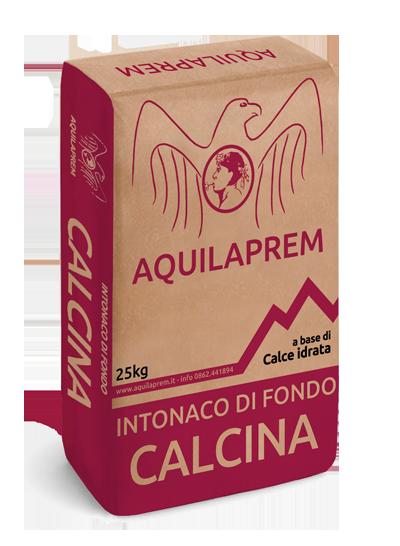CALCINA - INTONACO